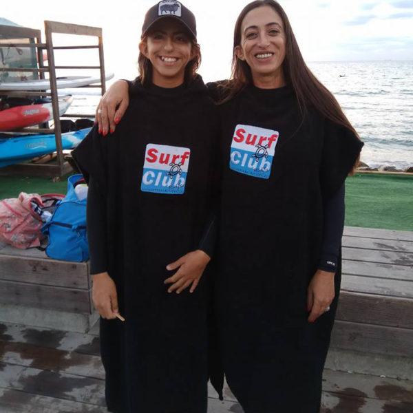 פונצו SURFCLUB