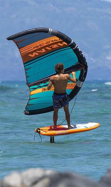 ווינג סרף wing surf